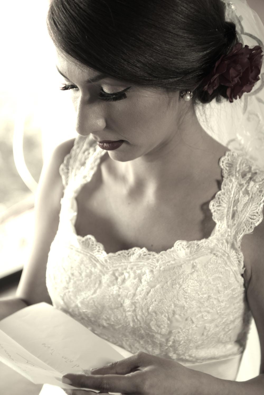 vestido novia sagrera