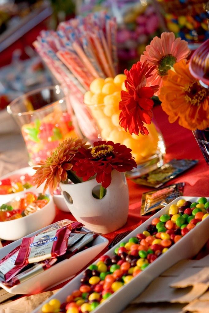gominolas mesas dulces boda