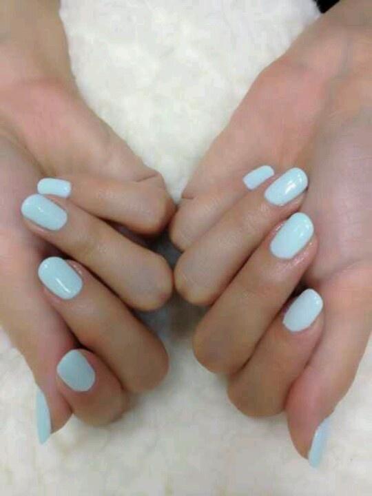 algo azul