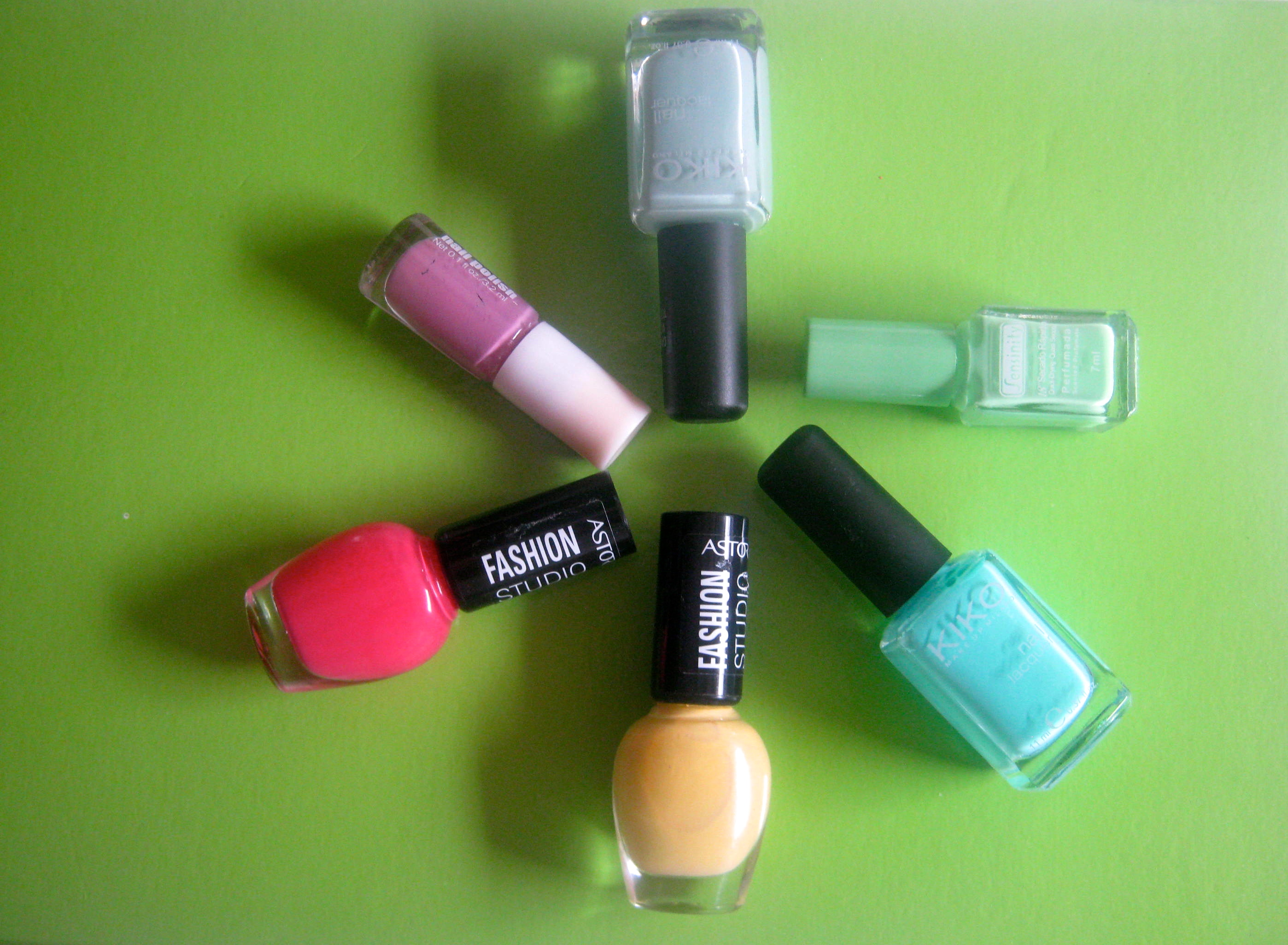 {Beauty} Uñas de primavera