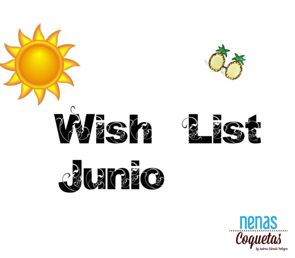 Wish List Junio