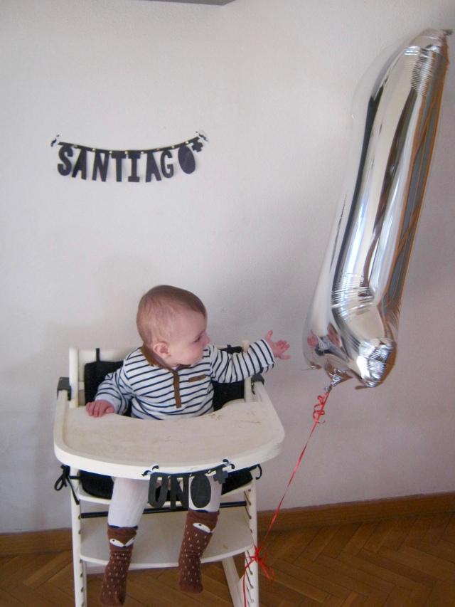 primer cumpleaños bebe
