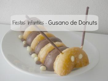 gusano donuts