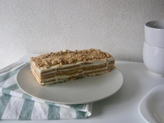 tarta de limon con galletas maria