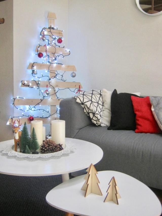 mi casa en navidad