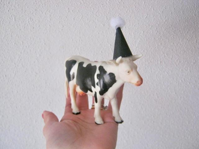 gorritos de fiesta animales plastico